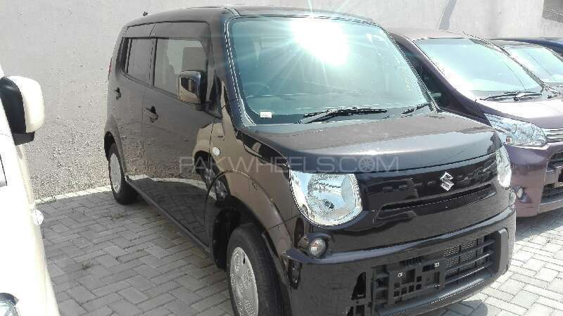 Suzuki MR Wagon X 2012 Image-2