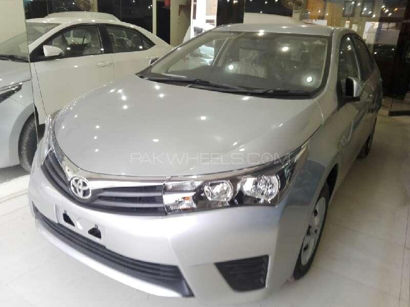 Toyota Corolla GLi 1.3 VVTi 2016 Image-2