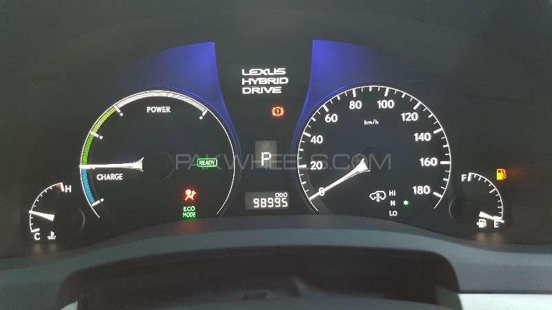 Lexus RX Series 450H 2011 Image-13