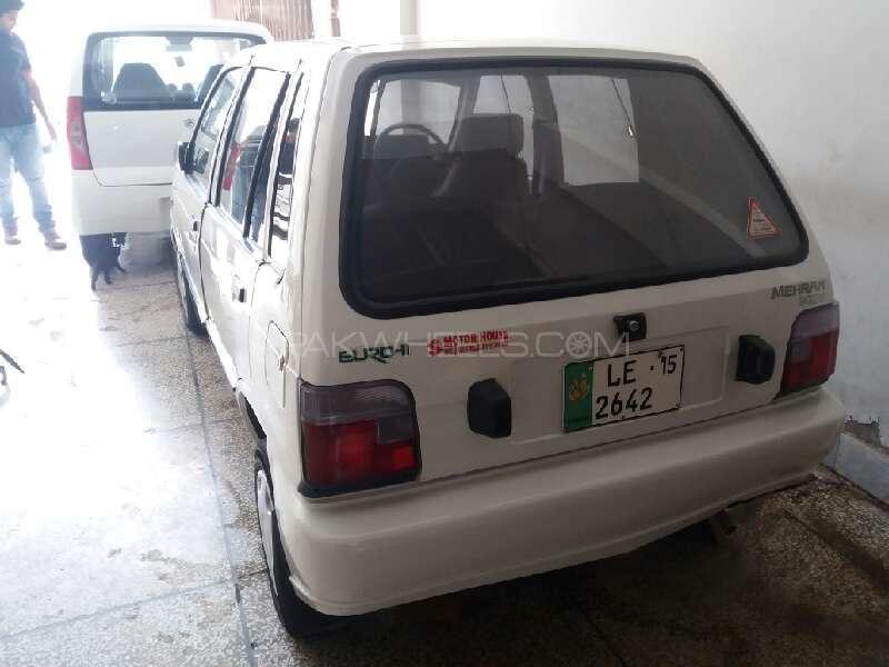 Suzuki Mehran VXR Euro II 2014 Image-4