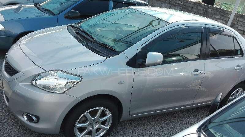 Toyota Belta G 1.3 2007 Image-3