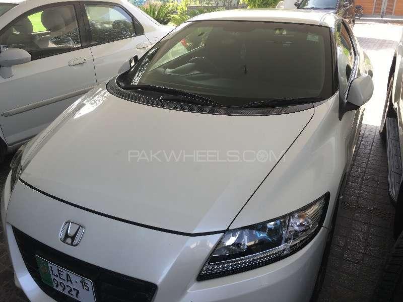 Honda CR-Z Sports Hybrid 2012 Image-3
