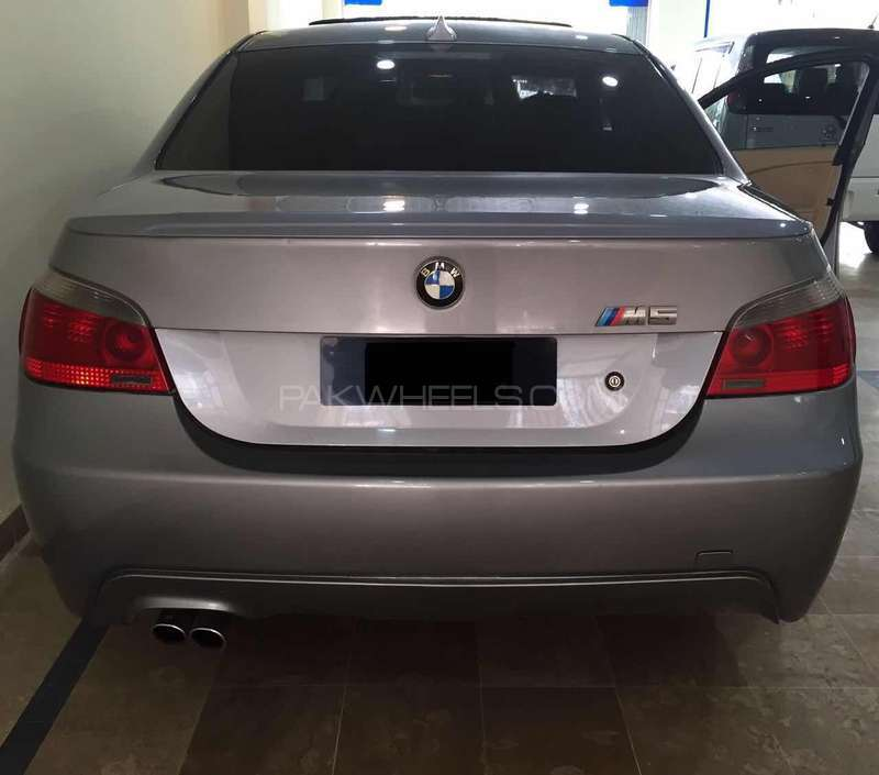 2005 Bmw For Sale: BMW 5 Series 530i 2005 For Sale In Islamabad