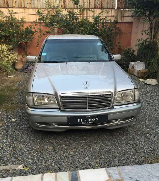 Mercedes Benz C Class C180 1999 For Sale In Hari Pur