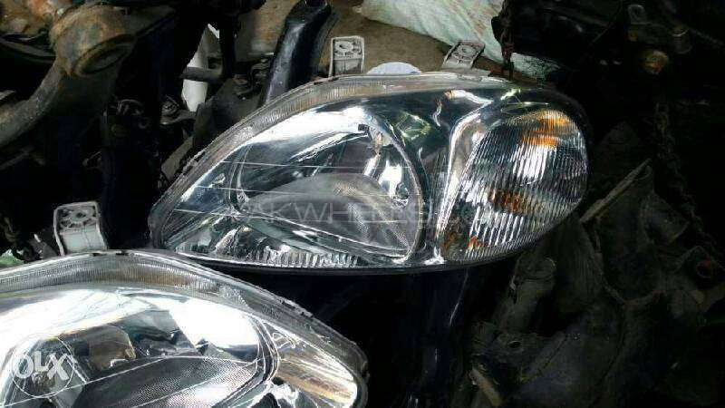 Honda Civic 1996 Genuine Front Headlights For Sell Image-1