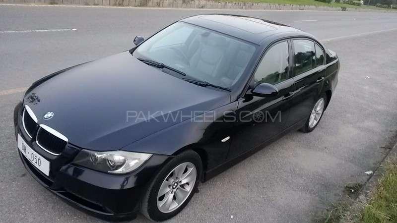 BMW 3 Series 320i 2005 Image-1