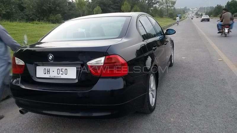 BMW 3 Series 320i 2005 Image-7