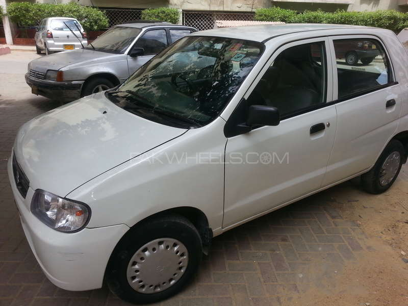 used suzuki alto vxr cng 2010 car for sale in karachi pakwheels. Black Bedroom Furniture Sets. Home Design Ideas
