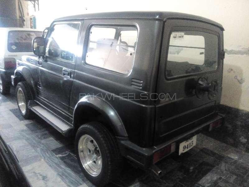 Suzuki Potohar Basegrade 1985 Image-3