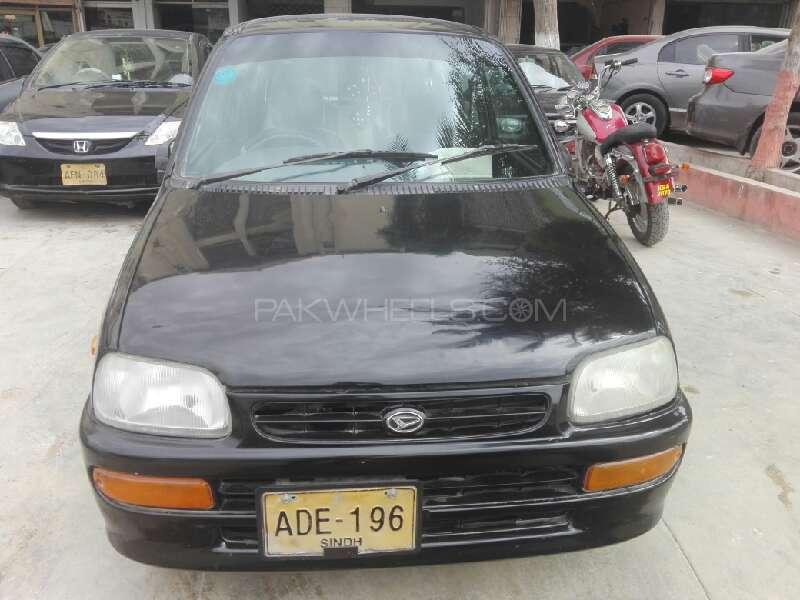 Daihatsu Cuore CL Eco 2001 Image-1