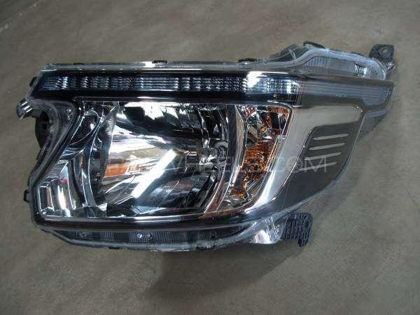 honda N wagon left head light Image-1