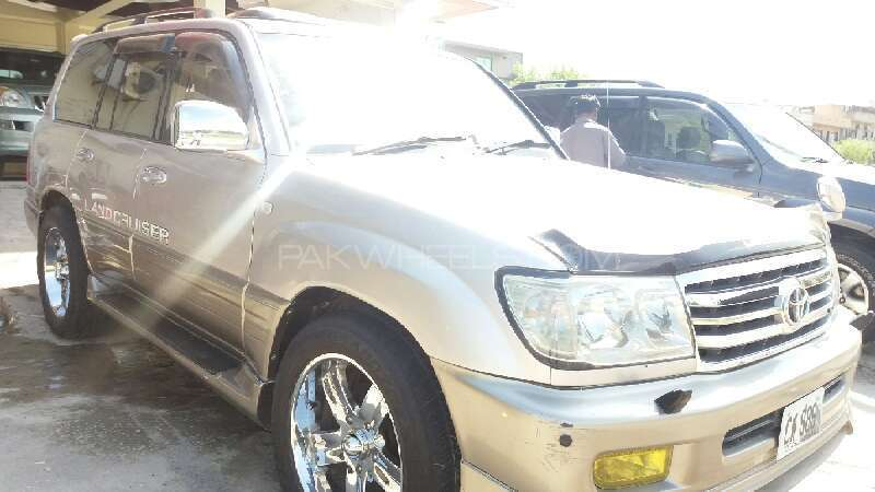 Toyota Land Cruiser VX 4.7 1998 Image-1