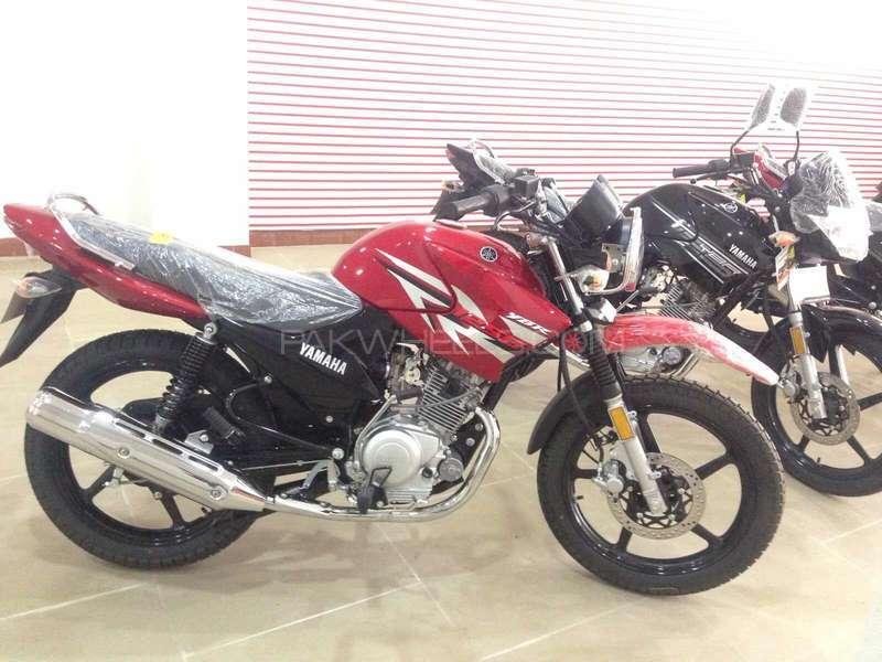 Used Yamaha YBR 125G 2016 Bike for sale in Sialkot - 158449 ...