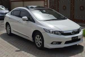 Used Honda Civic VTi Oriel Prosmatec 1.8 i-VTEC 2013