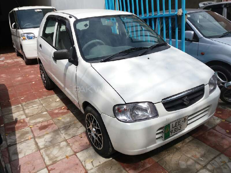 Suzuki Alto VXR 2007 Image-2