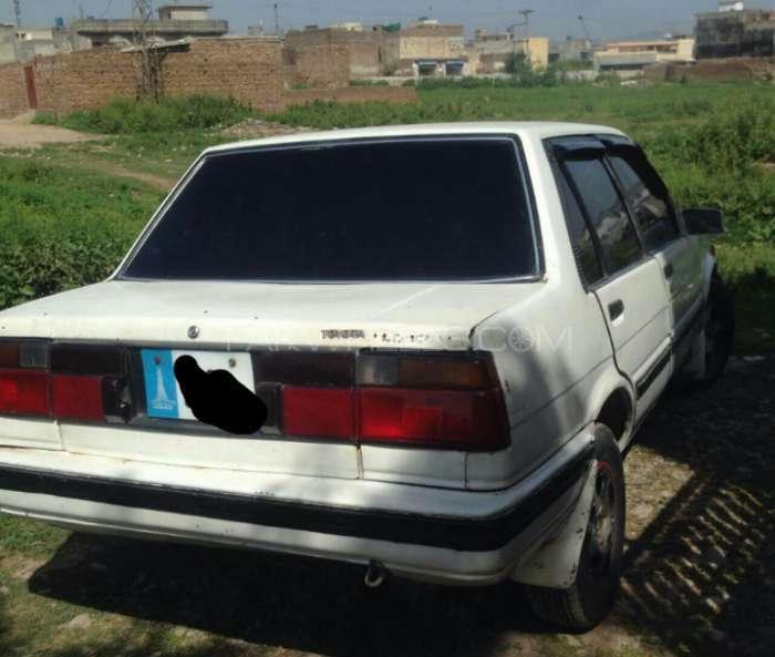 Toyota Corolla 1986 For Sale In Rawalpindi