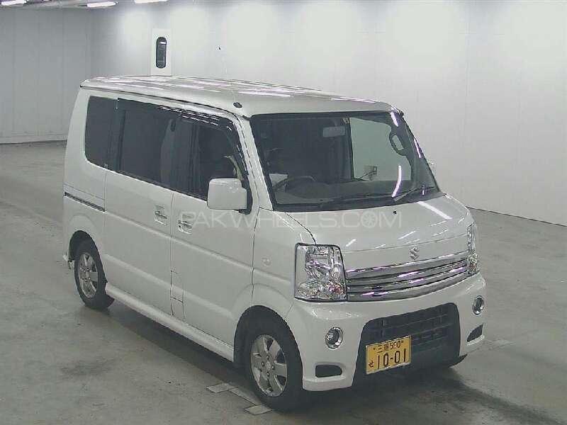 Suzuki Every Wagon PZ Turbo 2012 Image-1