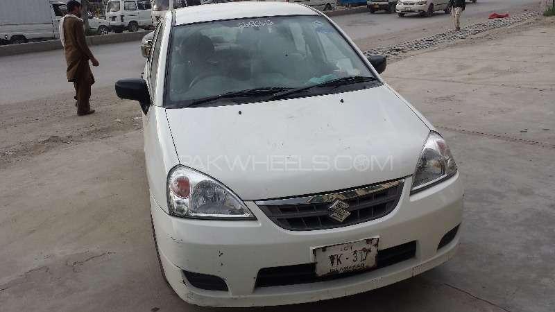 Suzuki Liana RXi (CNG) 2012 Image-2