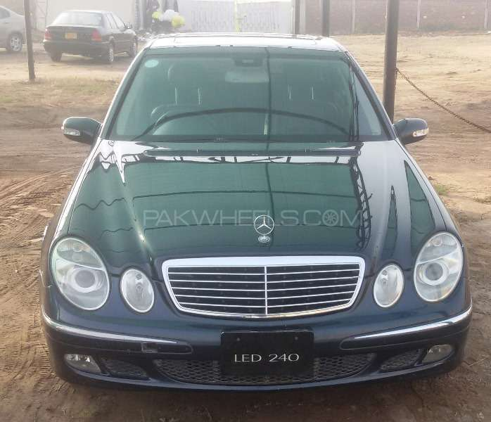2003 Mercedes Benz Sl Class Camshaft: Mercedes Benz E Class E240 2003 For Sale In Lahore
