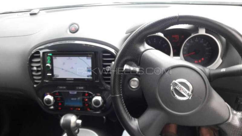 Nissan Juke 15RS 2010 Image-2