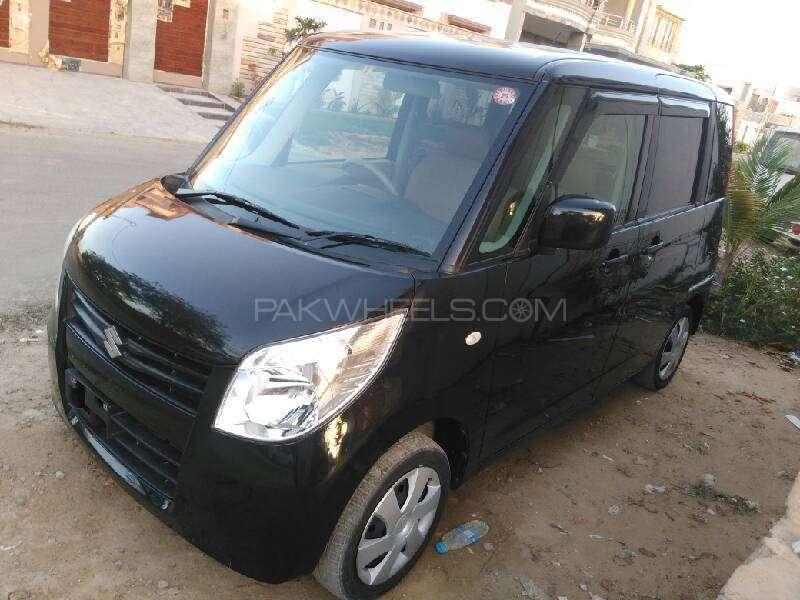 Suzuki Palette Limited ll 2012 Image-7