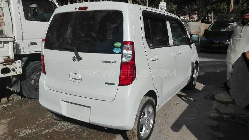Suzuki Wagon R 2013 Image-7