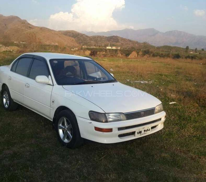 1992 Toyota Corolla Transmission: Toyota Corolla SE Limited 1992 For Sale In Abottabad