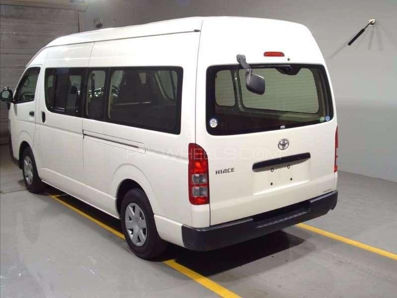 Toyota Hiace DX 2012 Image-2