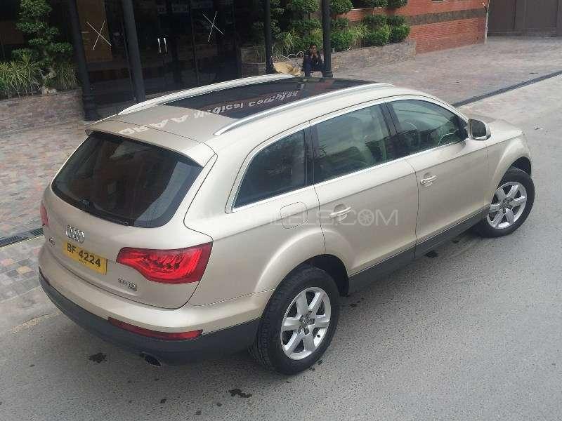 Audi Q7 3.0 TDI 2011 Image-5