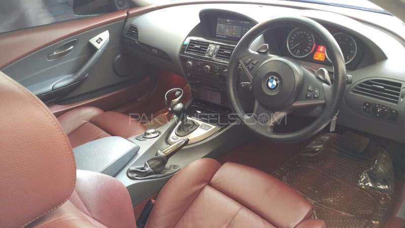 BMW 6 Series 645i 2004 Image-3