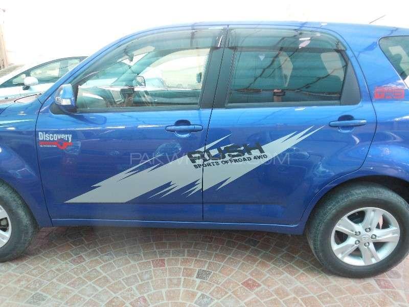 Toyota Rush G 2010 Image-7