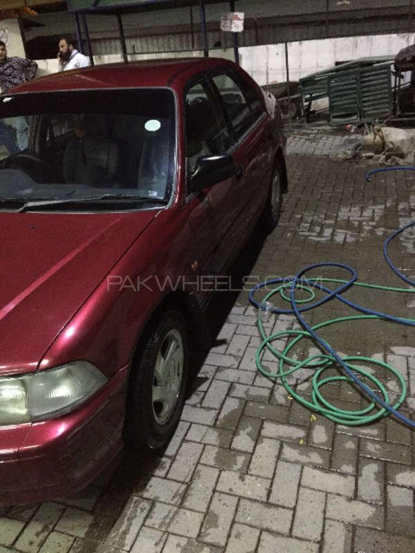 Honda City EXi 1999 Image-3
