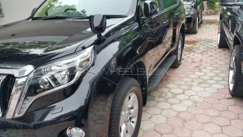 Toyota Prado TX 2.7 2015 Image-2