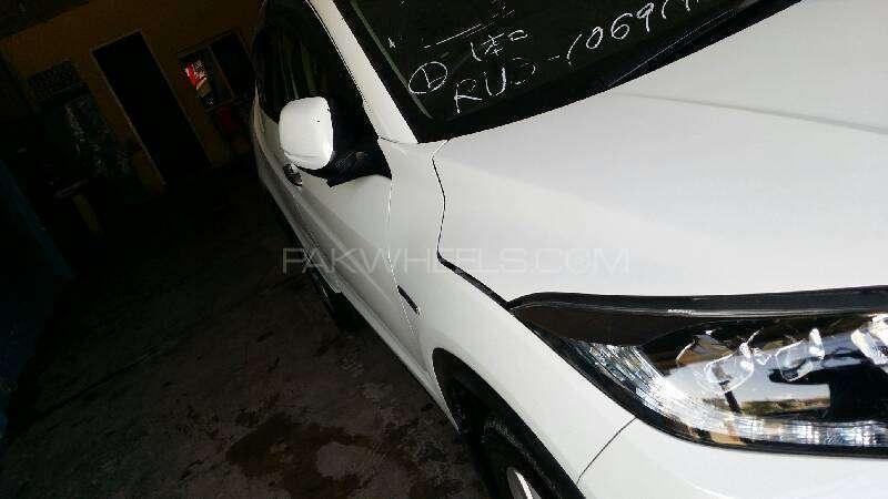 Honda Vezel Hybrid X L Package 2014 Image-5