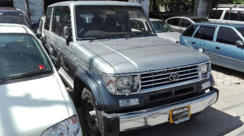 Toyota Land Cruiser 1992 Image-3