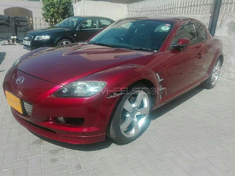 Mazda RX8 2006 Image-2
