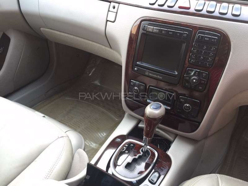 Mercedes Benz S Class S280 2001 Image-4
