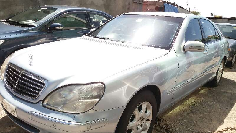 Mercedes benz s class s 320 2000 for sale in islamabad for Mercedes benz s class 2000