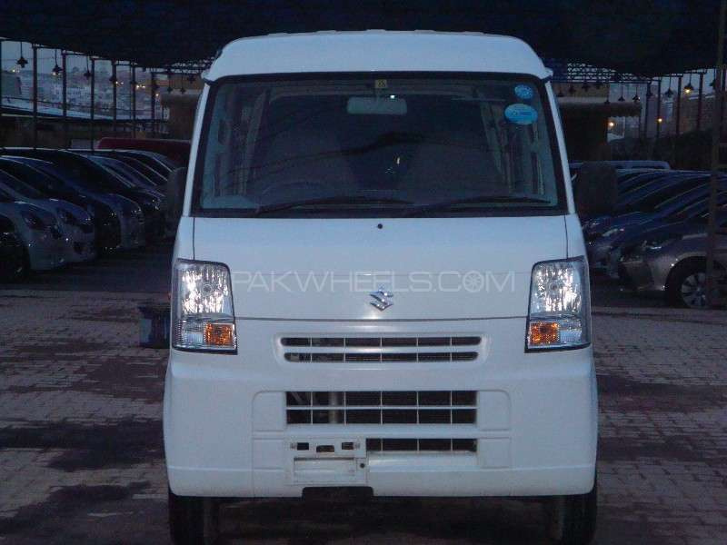 Suzuki Every GA 2010 Image-3
