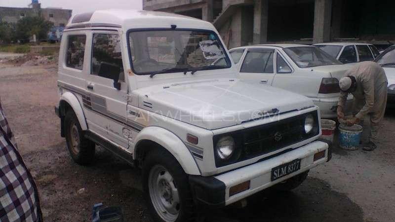 Suzuki Potohar Basegrade 2004 Image-8