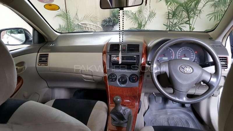Toyota Corolla XLi VVTi 2009 Image-4