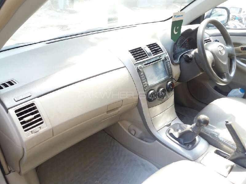 Toyota Corolla XLi VVTi 2010 Image-7