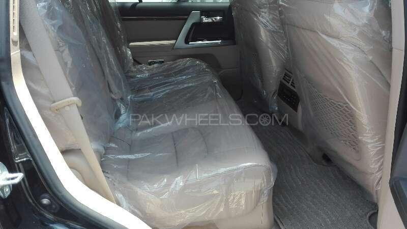 Toyota Land Cruiser AX G Selection 2012 Image-6