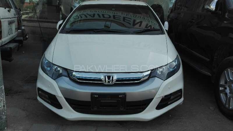 Honda Insight 2012 Image-1