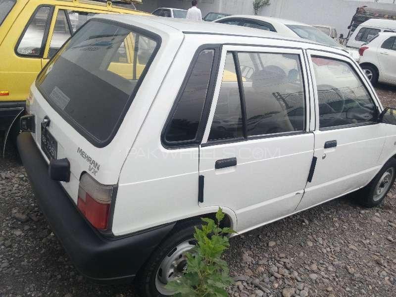 Suzuki Mehran VX 2012 Image-3