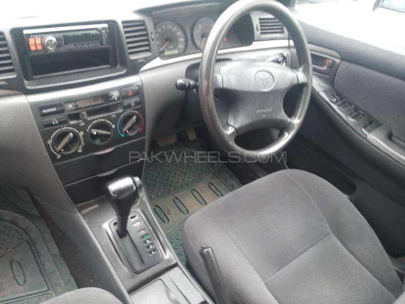 Toyota Corolla X Assista Package 1.5 2005 Image-6