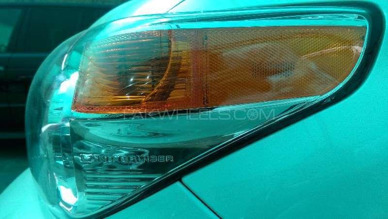 Toyota Land Cruiser ZX 2013 Image-2