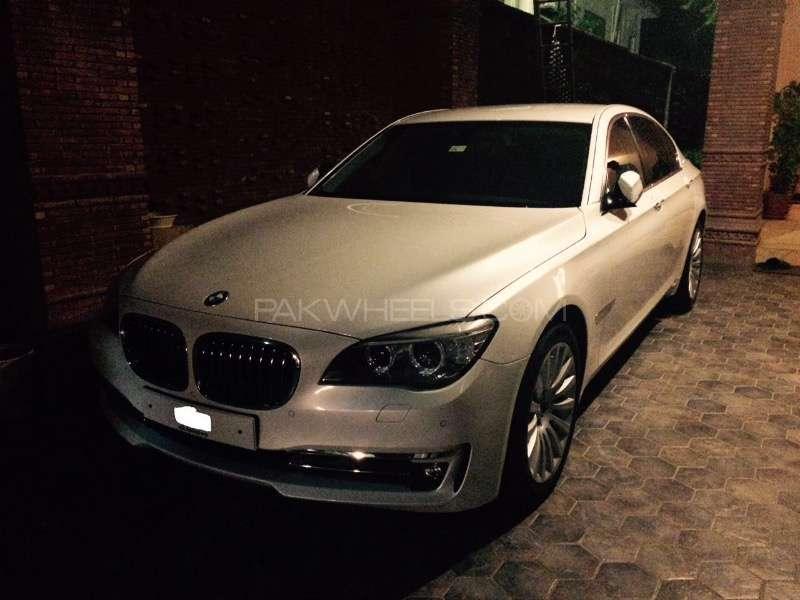 BMW 7 Series ActiveHybrid 2014