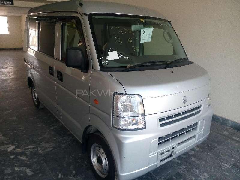 Suzuki Every GA 2011 Image-2