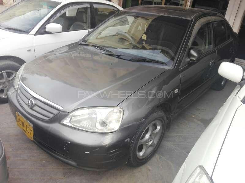 Honda Civic VTi Oriel 1.6 2002 Image-2